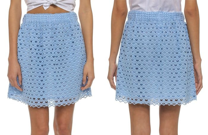 Paul & Joe Sister Girouette Skirt