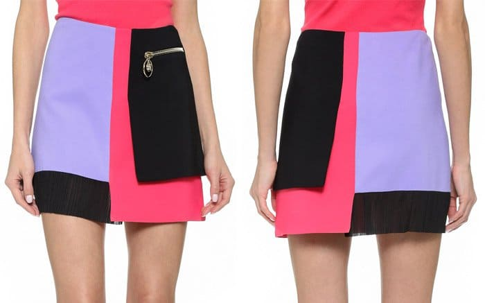 Versace Multicolored Skirt