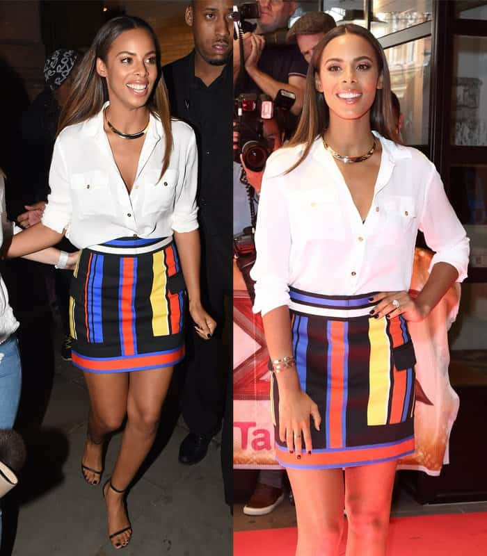 Rochelle Humes2