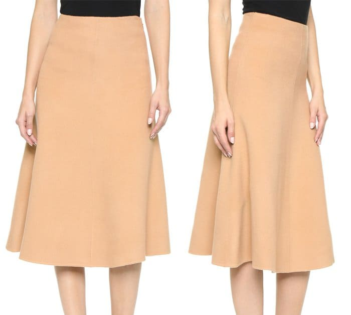 Theory New Divide Uthema Skirt