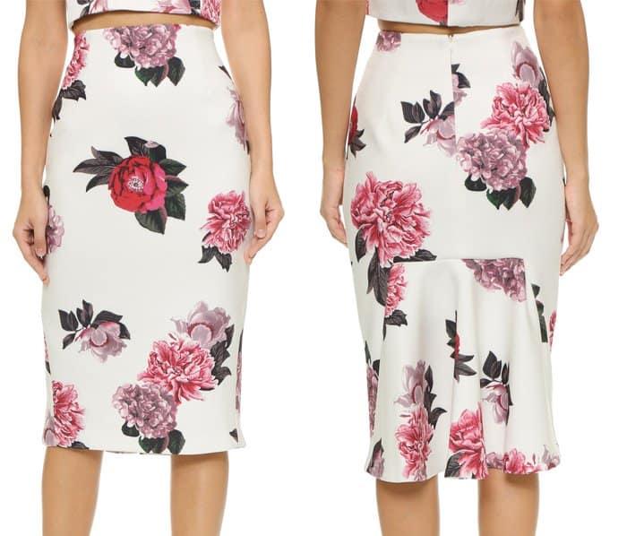 C MEO Collective Killing Vibe Skirt