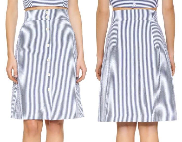 Club Monaco Valencina Skirt