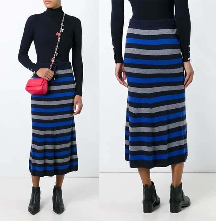 twin-set-striped-maxi-skirt